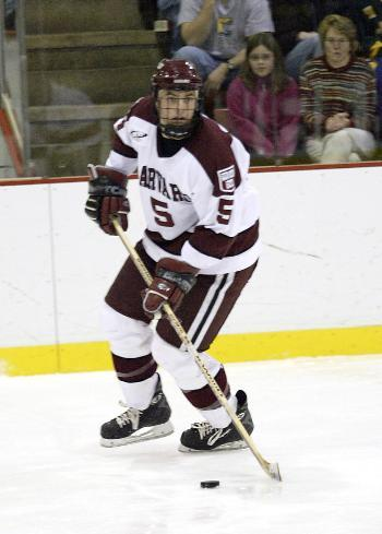 m hockey hunts big game in new jersey sports the harvard crimson. Black Bedroom Furniture Sets. Home Design Ideas