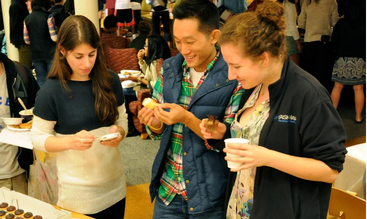 Harvard Culinary Society Food Expo