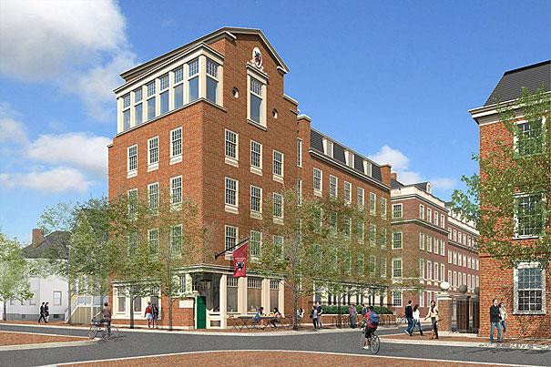Winthrop House Renewal